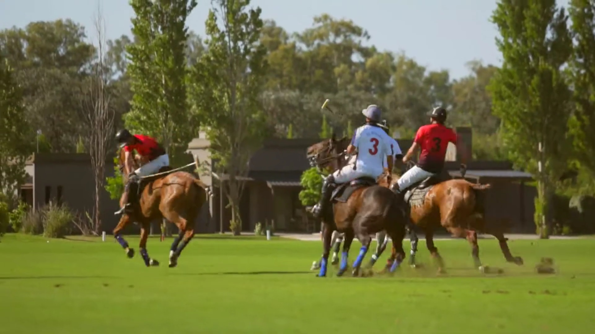 Campo Privado y Club de Polo